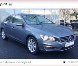 VOLVO S60 D2 SE AUTOMATIC FULL LEATHER WITH HEAT FOR SALE IN DUBLIN FOR €22950 ON DONEDEAL