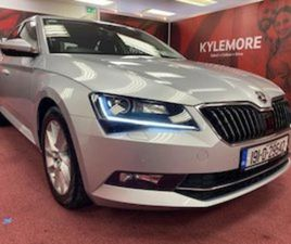 SKODA SUPERB STYLE SPEC (BLACK LEATHER) FOR SALE IN DUBLIN FOR €24950 ON DONEDEAL