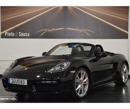 BOXSTER 2.5 S PDK
