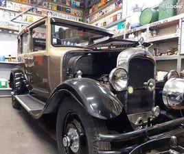 CITROEN AC4 DE 1929