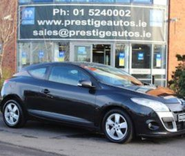 RENAULT MEGANE, 2010 *NEW NCT* FOR SALE IN DUBLIN FOR €3450 ON DONEDEAL