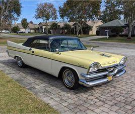 FOR SALE: 1957 DODGE CORONET 500 IN SAINT CLOUD, FLORIDA