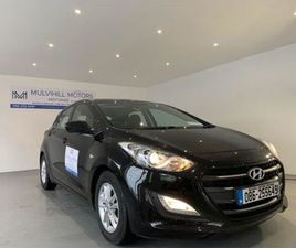 HYUNDAI I30 1.6 CRDI 110PS SE FOR SALE IN KERRY FOR €13,250 ON DONEDEAL