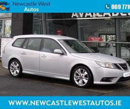 SAAB 93 1.9TID 150 BHP LINEAR SE AUTO FOR SALE IN LIMERICK FOR €4,900 ON DONEDEAL