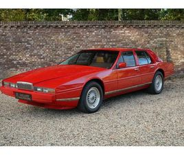 ASTON MARTIN LAGONDA 4TH OWNER, ONLY 59.833 MILES, ONE OF ONLY 645 MADE!