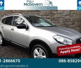 NISSAN QASHQAI +2 QASHQAI 2 1.6 2 XE 4WHEEL DRIVE FOR SALE IN WICKLOW FOR €9,499 ON DONEDE