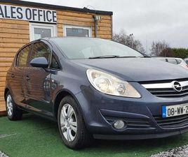 OPEL CORSA, 2008 COMES.WITH A NEW NCT FOR SALE IN MEATH FOR €2,495 ON DONEDEAL