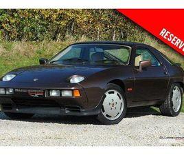 1986 PORSCHE 928 4.7 S SERIES 2 - £17,995