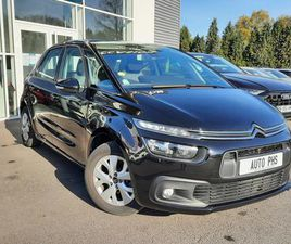C4 PICASSO 1.6 BLUEHDI - 120 S&S BUSINESS PHASE 2 *43 985 KMS*
