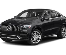 2021 MERCEDES-BENZ GLE 53 AMG COUPE 4MATIC