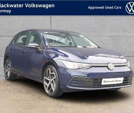 VOLKSWAGEN GOLF GOLF LIFE 1.0 TSI 110BHP ORDER YO FOR SALE IN CORK FOR €30,575 ON DONEDEAL