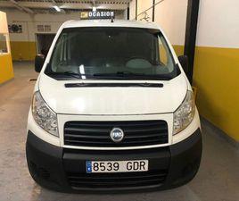FIAT - SCUDO 2.0 MJT 120CV 10 FAMILY CORTO 56