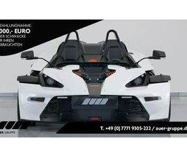 KTM X-BOW R MY2020 ROADSTER AUER BODENSEE