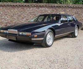 ASTON MARTIN LAGONDA TICKFORD SPECIAL ORDER BY ROYAL SULTAN OF OMAN! SPECIAL EXTENDED VERS