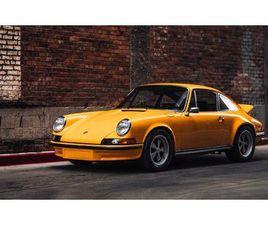 PORSCHE 911 CARRERA RS 2.7 TOURING 1973 - USA | GIELDA KLASYKÓW