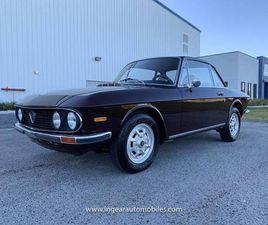 1975 LANCIA FULVIA 1.3S SIMILAR TO GT GTV ALFA ROMEO BERLINA GIULIA D