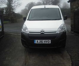 CITROEN BERLINGO, 2016 FOR SALE IN TYRONE FOR £6,495 ON DONEDEAL