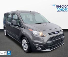 FORD TOURNEO CONNECT WHEELCHAIR ACCESSIBLE 4 PLUS FOR SALE IN MAYO FOR €21,000 ON DONEDEAL