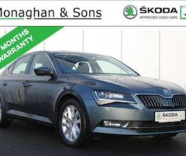 SKODA SUPERB AMBITION 2.0 TDI 150HP 4DR FOR SALE IN MAYO FOR €27000 ON DONEDEAL