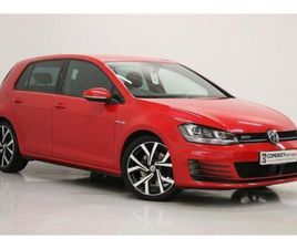 VOLKSWAGEN GOLF GTD FOR SALE IN DOWN FOR €22,631 ON DONEDEAL
