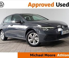 VOLKSWAGEN GOLF GOLF LIFE 2.0 TDI M6F 115HP (DEMO FOR SALE IN WESTMEATH FOR €30,950 ON DON