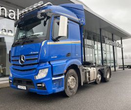 2017 MERCEDES-BENZ ACTROS 2448 2.3 STREAM SPACE FOR SALE IN WESTMEATH FOR € ON DONEDEAL