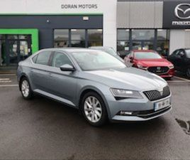 SKODA SUPERB STYLE 1.6TDI 120BHP 4DR FOR SALE IN MONAGHAN FOR €27400 ON DONEDEAL
