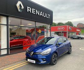 2019 RENAULT CLIO 0.9 TCE ICONIC (90PS) - £10,490