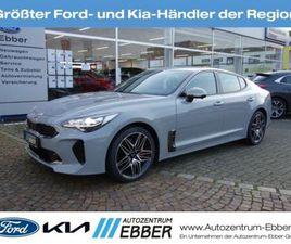 KIA STINGER GT 4WD 3.3 V6 T-GDI 269KW/366PS LEDER