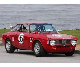 1965 ALFA ROMEO GTA 1600