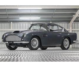 ASTON MARTIN DB4 GT 1961 - USA | GIELDA KLASYKÓW