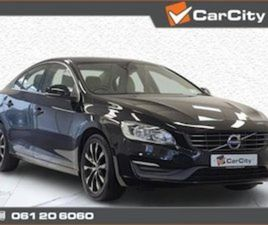 VOLVO S60 D2 SE 4DR FOR SALE IN LIMERICK FOR €21990 ON DONEDEAL
