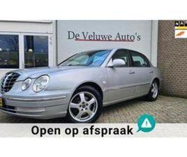 KIA OPIRUS 3.5 V6 / LPG G3 / YOUNGTIMER / 104 DKM NAP UIT 08-01-2004 AANGEBODEN DOOR DE VE