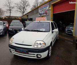 RENAULT CLIO II 1.4 - 5 PORTES - GARANTIE 3 MOIS - 990 EUROS