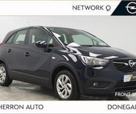 OPEL CROSSLAND X SC 1.2 PETROL - GOOGLE MAPS FOR SALE IN SLIGO FOR €17490 ON DONEDEAL