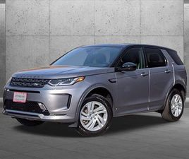 2020 LAND ROVER DISCOVERY SPORT R-DYNAMIC S