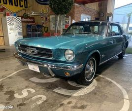 FORD MUSTANG 6 CYLINDRES