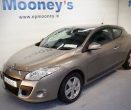 RENAULT MEGANE COUPE 1.5L DIESEL HERE AT MOONEYS FOR SALE IN DUBLIN FOR €8495 ON DONEDEAL