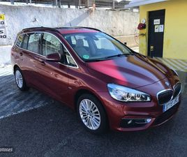 BMW SERIE 2 GRAN TOURER 218 D LUXURY AUTOMATICO