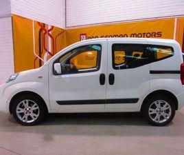 FIAT QUBO DYNAMIC 1.3 16V MULTIJET FOR SALE IN CORK FOR €13,950 ON DONEDEAL