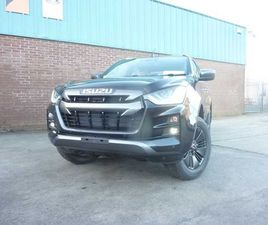 NEW MODEL ISUZU D-MAX 1.9 DSL AUTO INCL VAT &VRT FOR SALE IN MEATH FOR €44,600 ON DONEDEAL