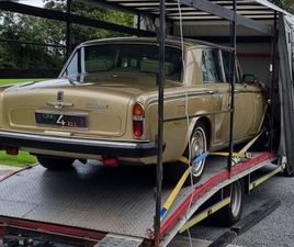 ENCLOSED TRANSPORTATION OF VINTAGE CARS IE↔️UK FOR SALE IN KILDARE FOR €1,500,000 ON DONED