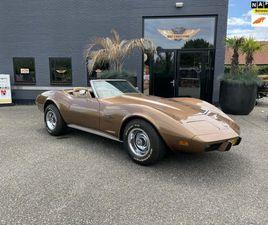 USA 350 V8 5, 7 CABRIOLET 1STE EIGN. 13D MILE NIEUW