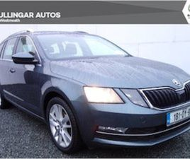SKODA OCTAVIA COM STYLE 1.6TDI 115HP FOR SALE IN WESTMEATH FOR €15950 ON DONEDEAL
