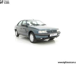 A PEUGEOT 405 GRI 2.0 PETROL FAMILY OWNED FROM NEW AND ONLY 28,992 MILES