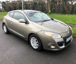 RENAULT MEGANE 2011 FOR SALE IN KERRY FOR €4900 ON DONEDEAL