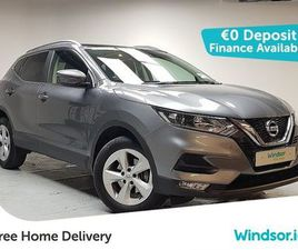 NISSAN QASHQAI 1.2 SV 18 4DR FOR SALE IN DUBLIN FOR €21,995 ON DONEDEAL