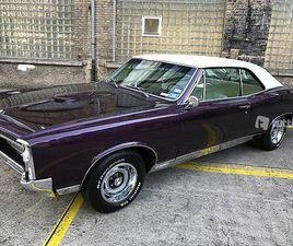 MATCHING NUMBER PONTIAC GTO 1967