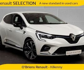 RENAULT CLIO E-TECH SPECIAL EDITION HYBRID 1.6 AU FOR SALE IN KILKENNY FOR €27,900 ON DONE