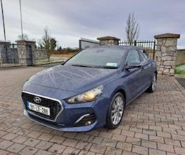 HYUNDAI I30 I 30 FASTBACK 5DR FOR SALE IN LONGFORD FOR €19400 ON DONEDEAL